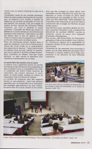 Article Laubamac Pierre Actual 2
