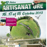 Salon artisanature, Mende 2015